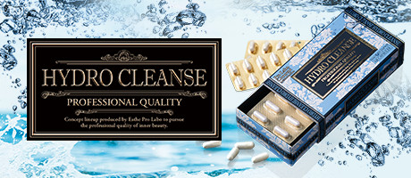 HYDROCLEANSE PROFESSIONAL QUALITY